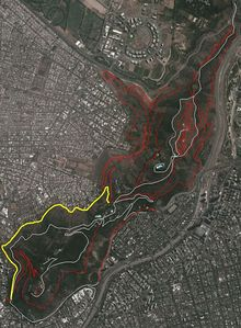 Mountain bike cerro san cristobal base recoleta.JPG
