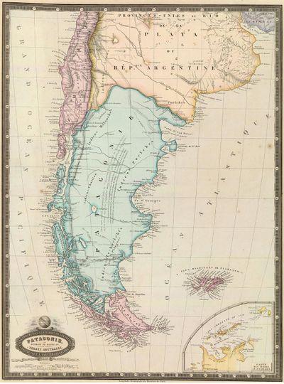 Greater Patagonian Trail Wikiexplora